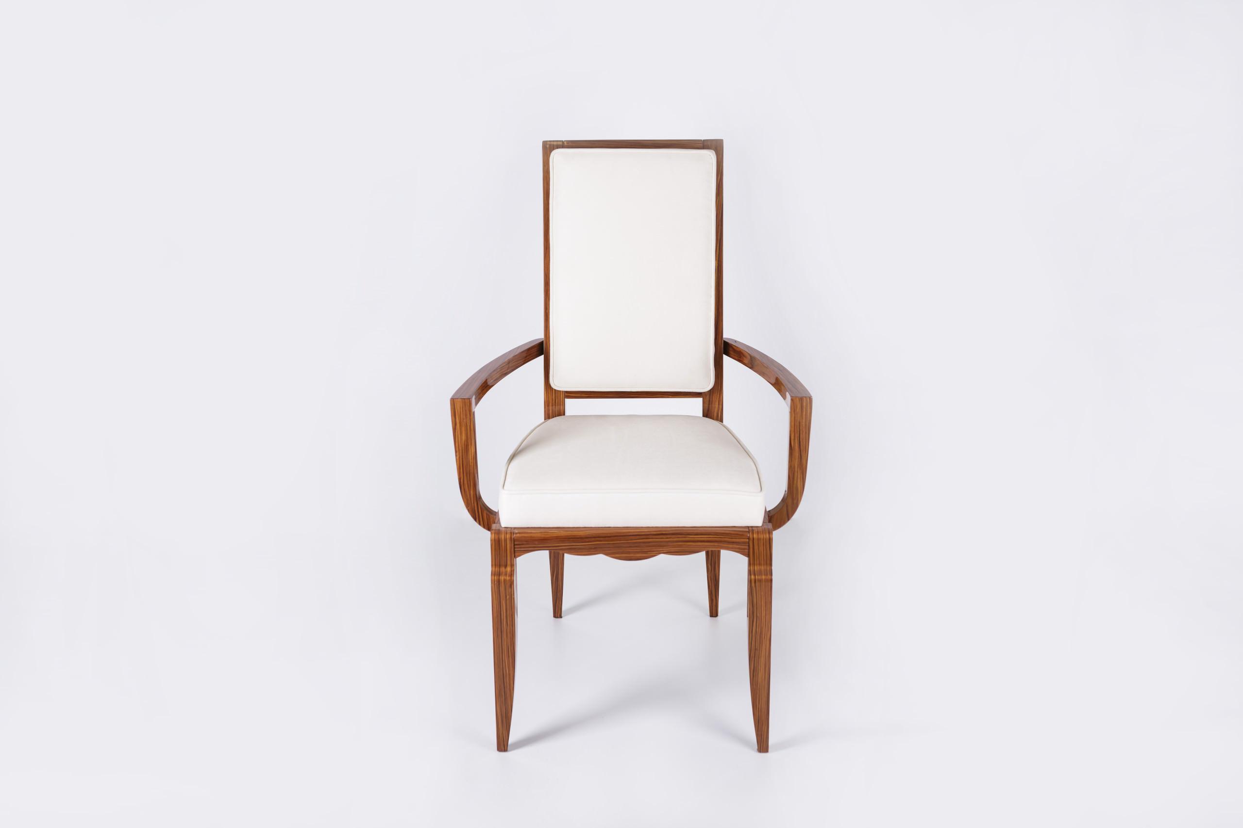 max city étkező karfás szék